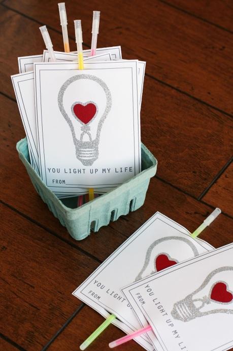 DIY You Light Up My Life