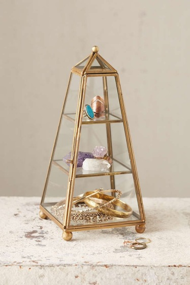 Urban Outfitter's Magical Thinking Glass Tower Box
