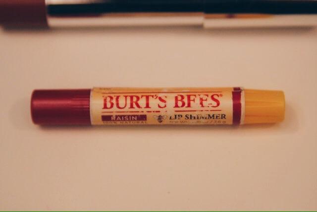 burts bees date night purse