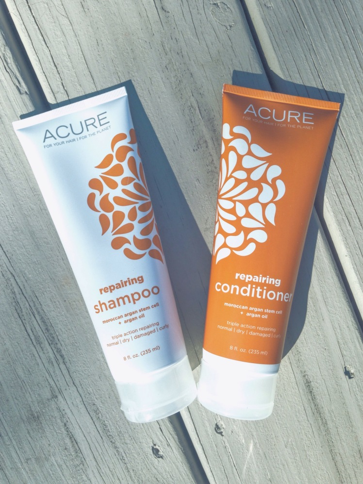 Acure Repairing Shampoo Conditioner Review