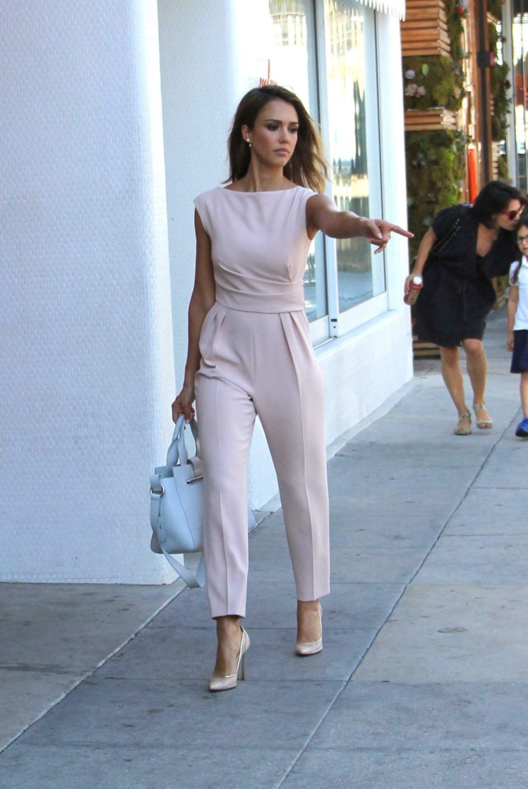 jessica alba- street style- fashion