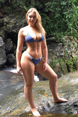 iskra lawrence- body image- fat shaming- model