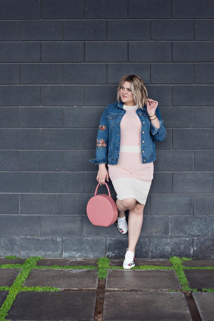 curvy model- plus size fashion- fashion blogger- model