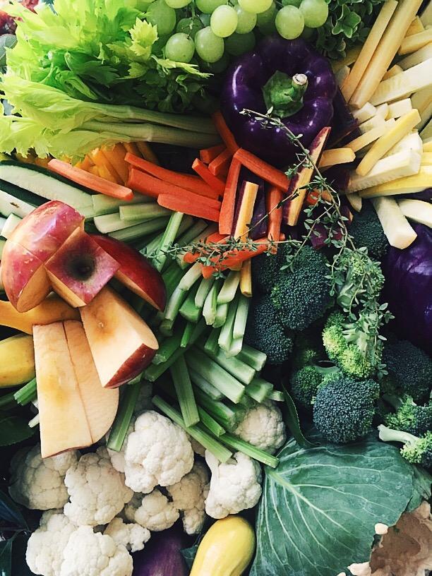 fruits-vegtables- wedding decorations- wedding food- blog