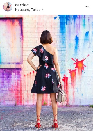 colorful backgrounds- fashion blogger- instagram- top 20