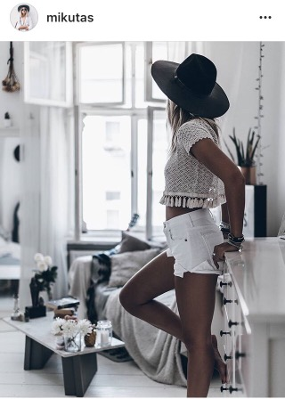fashion - blogfer- instagram pics- white outfit