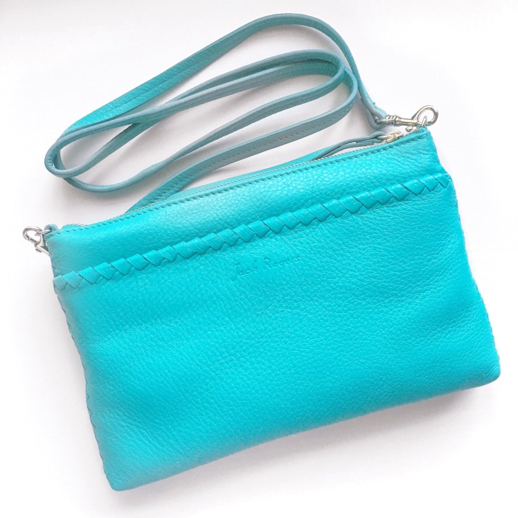 sea green bag- women's accessories- jack rogers bag- purse-trendy women's bag