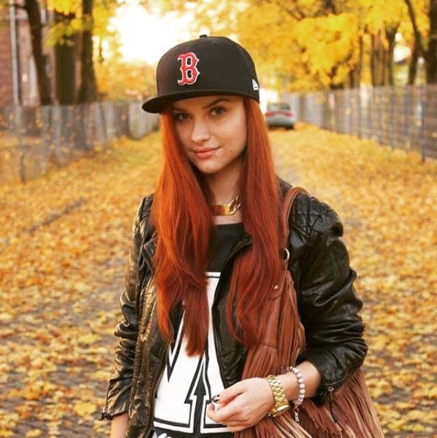 baseball cap fashion- women's fashion - baseball cap style