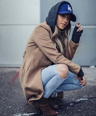 baseball cap fashion - women's fashion - fashion blog - baseball cap style