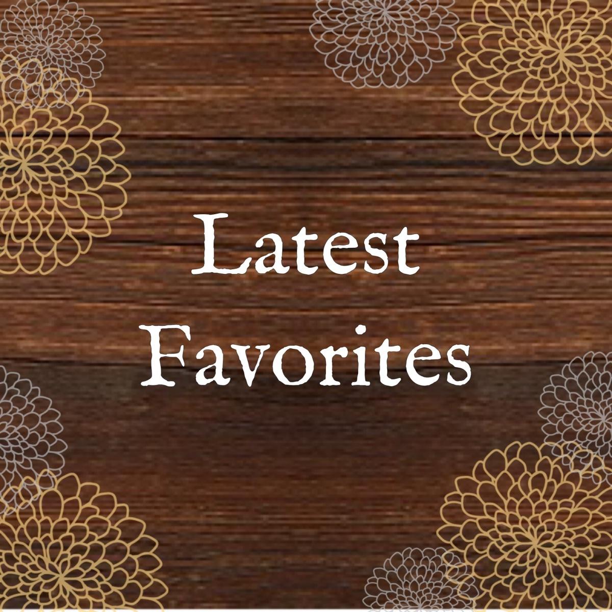 Latest Favorites